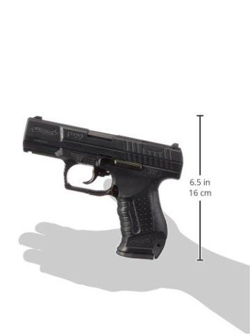 Walther P99 schwarz mit 2 Magazinen - 4