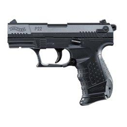 Walther Softair P22 inklusiv Ersatzmagazin mit Max 0.5 Joule, 2.5179 - 1