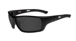 Wiley X Schutzbrille Slay Matt Schwarz, M, ACSLA01 - 1